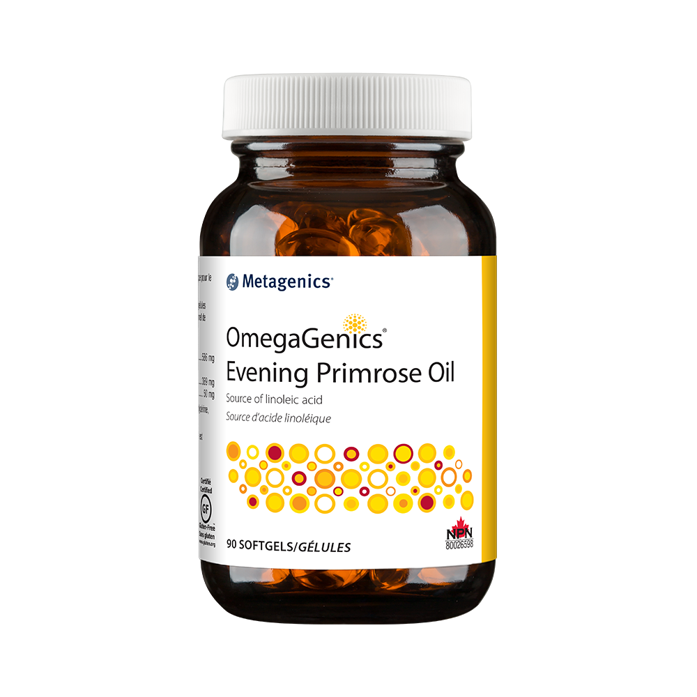 OmegaGenics® Evening Primrose Oil